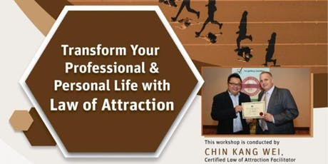 LAW OF ATTRACTION  tickets