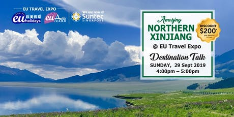 Amazing Northern Xinjiang tickets