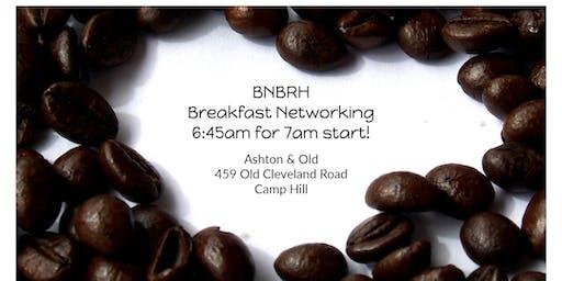 BNBRH Breakfast Networking