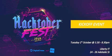 Hacktoberfest 2019 Kickoff Event tickets