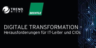 Digitale Transformation – Herausforderungen für CIOs und IT-Leiter