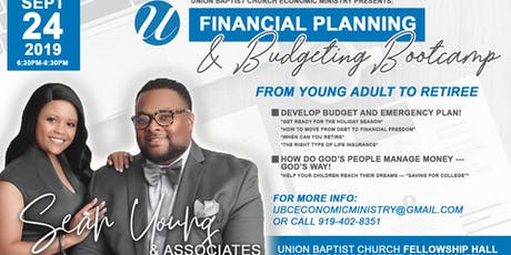 Financial Planning & Budgeting Bootcamp tickets