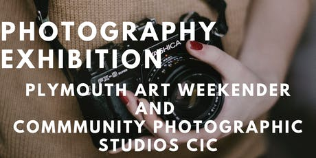 Plymouth Art Weekender Photography Exhibition tickets