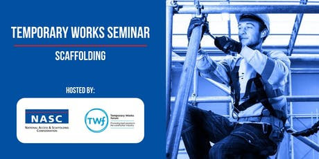 Temporary Works Seminar - Scaffolding tickets