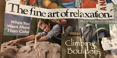 Explore the Fun and Mindful Practice of Art Journaling! (Cambridge)
