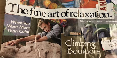 Explore the Fun and Mindful Practice of Art Journaling!   (Cambridge) tickets