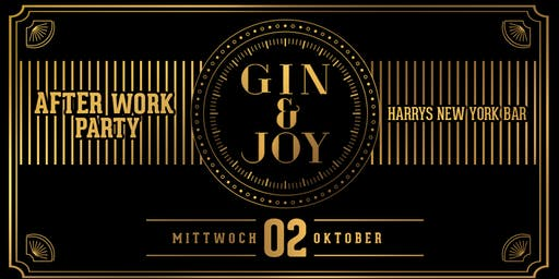 Gin & Joy - Die After Work Party