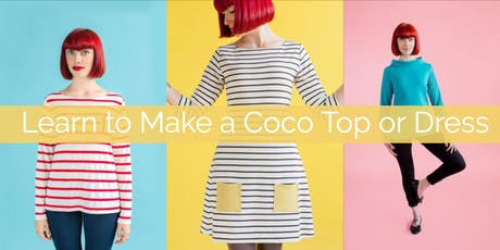 Learn to Make a Coco Top or Dress tickets