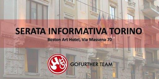 #GFT BUSINESS INFO TORINO