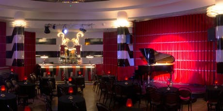 Silver Sunday Tea Dance at Crazy Coqs tickets