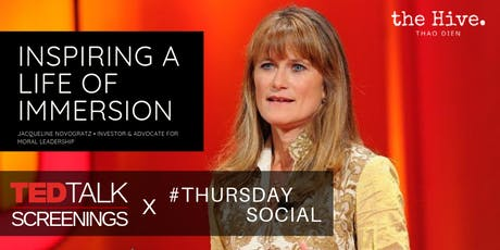 TED Talk Screening x Thursday Social tickets