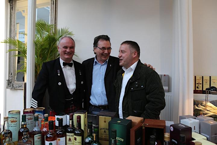 Whiskeyverkostung mit Bob Bales und schottischem Dinner: Bild