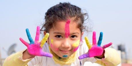 Kreativlinge - Wir fördern die Kreativität deines Kindes Tickets
