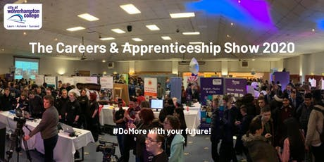The Careers & Apprenticeship Show 2020 tickets