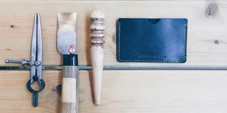 Leathercraft Workshop : Make Leather Card Holder (26 SEP) tickets