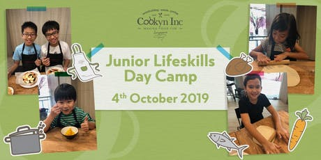 Junior Lifeskills Camp: Fun with Pastry (Oct 2019) tickets