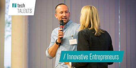 IU WS 19/20 | Dr. Dominik Böhler, UnternehmerTUM tickets