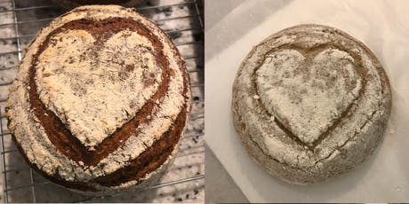 Sourdough/Advanced breadmaking workshop; learn to make Sourdough tickets