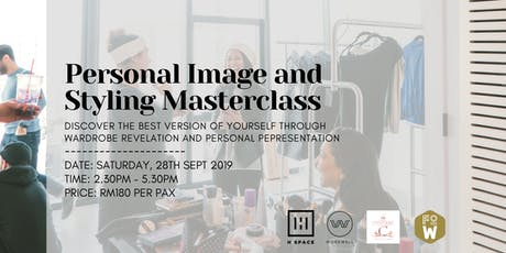 Personal Image & Styling Masterclass tickets