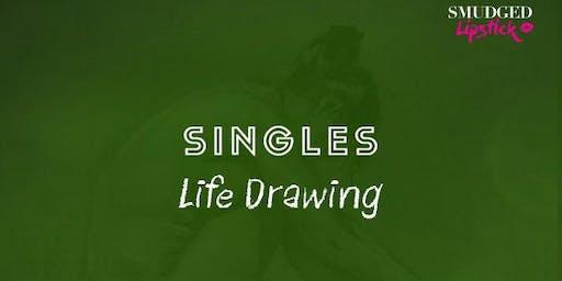 Singles Life Drawing Class - Kings Cross