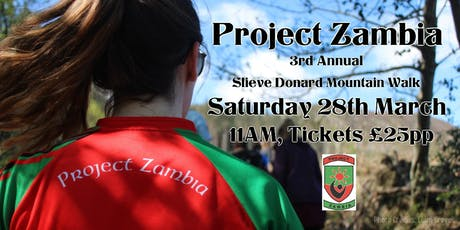 PZ Slieve Donard Mountain Walk 2020 tickets