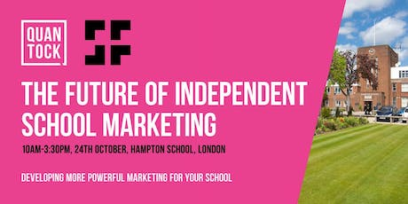 The Future of Independent School Marketing tickets