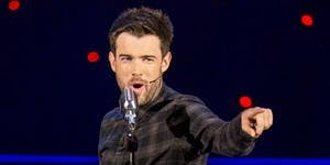Jack Whitehall Tour warm up Show
