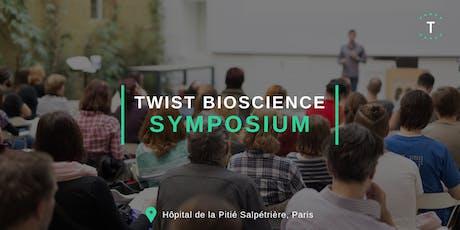 Twist Bioscience NGS Solutions Symposium - Paris, France billets