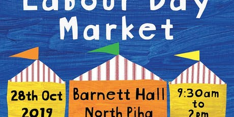 Piha Labour Day Market tickets