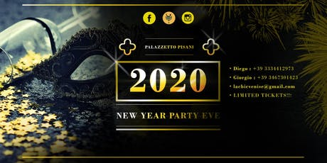 Palazzetto Pisani - New Year's Eve Party tickets