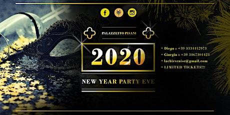Palazzetto Pisani - New Year's Eve Party biglietti