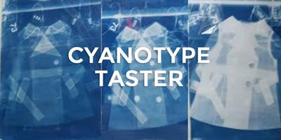 Cyanotype Taster