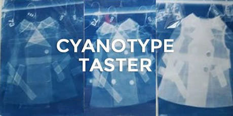 Cyanotype Taster tickets