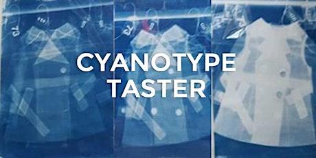Cyanotype Taster tickets