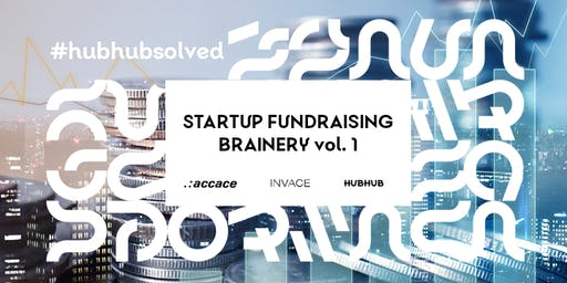 Startup Fundraising Brainery vol.1