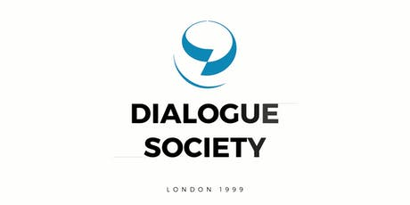 Who is the Dialogue Society? tickets
