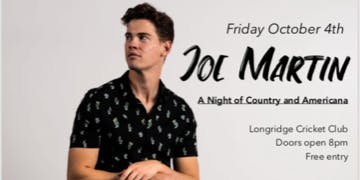 A night of Country and Americana music