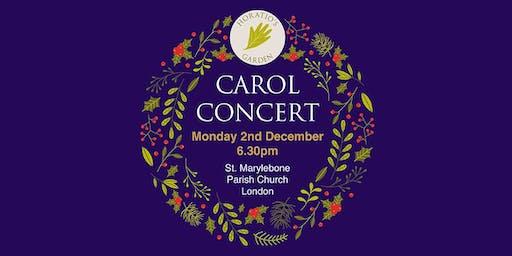 Carol Concert at  St. Marylebone  Parish Church - Horatio's Garden Charity