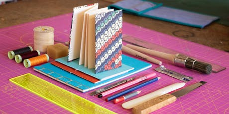 Introduction to Book Binding tickets