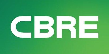 RREF Evening Lecture: CBRE tickets
