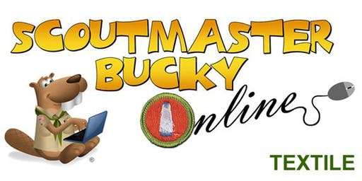Scoutmaster Bucky Online - Textile Merit Badge - 2019-12-17 - Scouts BSA