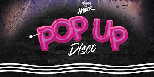 Pop Up Disco at Amber