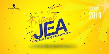 Festival de la Jeunesse Évangélique Africaine billets