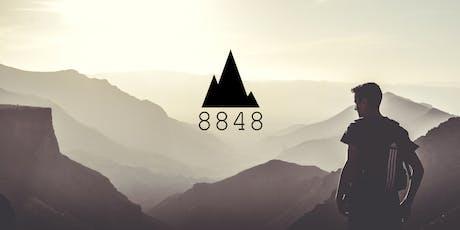 8848 Challenge billets