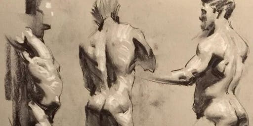 Tueday Life Drawing at Parliament on King