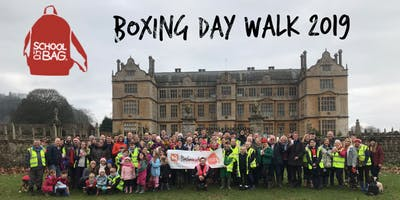 School in a Bag's Boxing Day Walk 2019