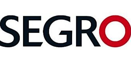 RREF Evening Lecture: SEGRO tickets