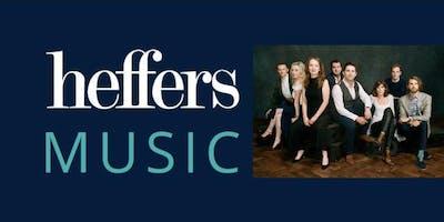 Heffers Music presents: Voces8