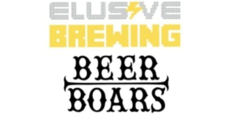 Homebrew Masterclass with Andy Parker of Elusive Brewing tickets