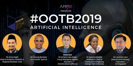#OOTB 2019: Artificial Intelligence tickets